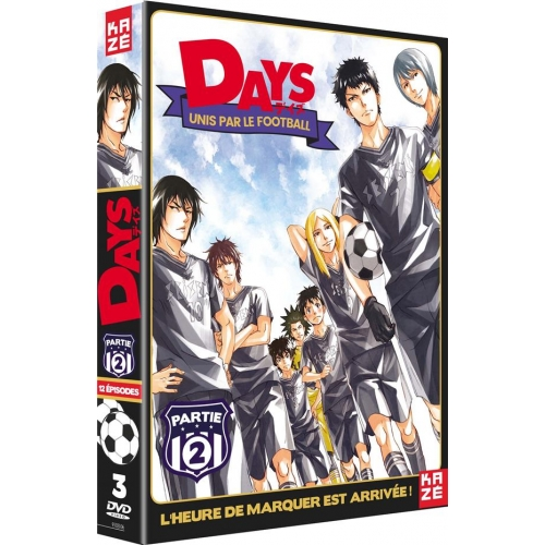 DAYS - SAISON 1 BOX 2/2
