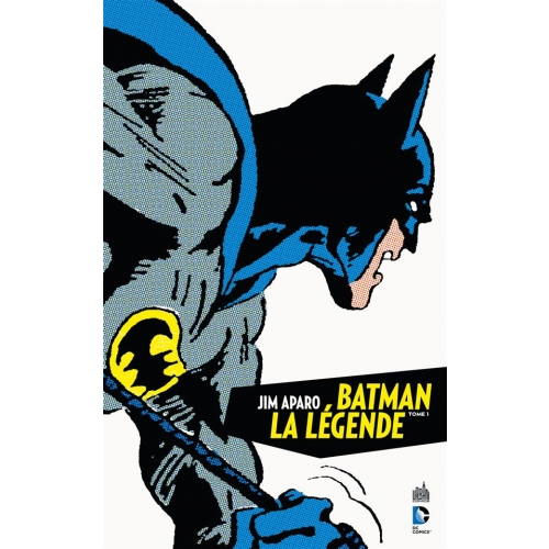 Dc archives Tome 1 - Batman la légende