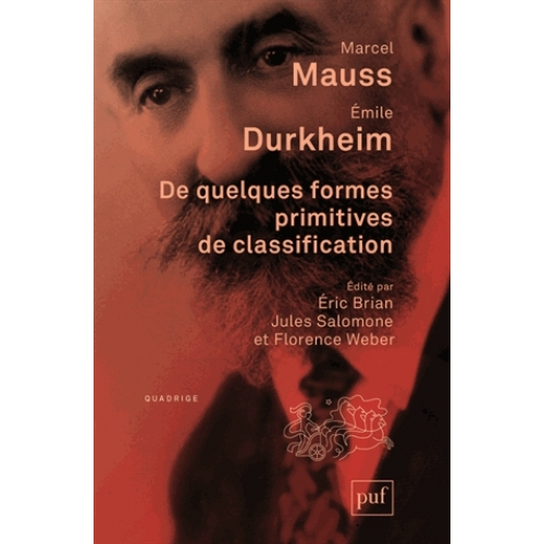 De quelques formes primitives de classification - Contribution à l'étude des représentations collectives