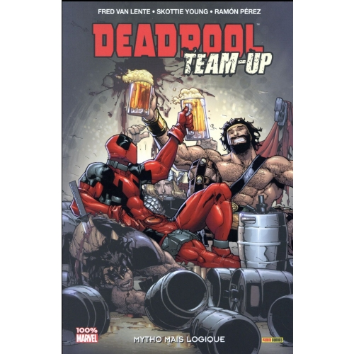 Deadpool Team-up Tome 3 - Mytho mais logique