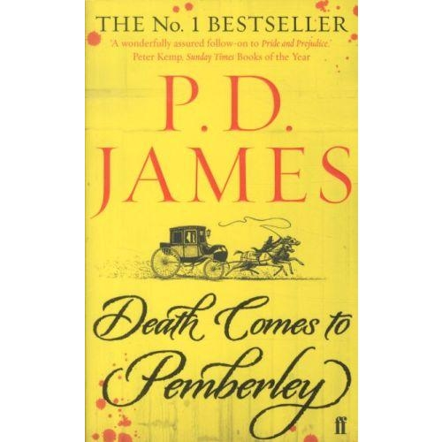 Death Comes to Pemberley. Edition en anglais