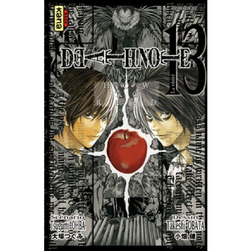 Death Note Tome 13