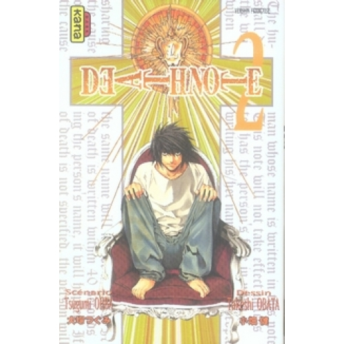 Death Note Tome 2