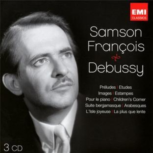 DEBUSSY - CLAMSHELL