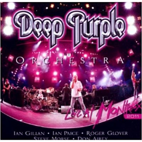 DEEP PURPLE & ORCHESTRA LIVE