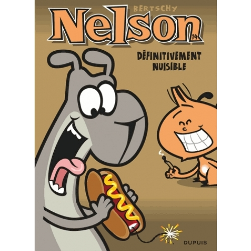 Nelson Tome 14 - Définitivement nuisible