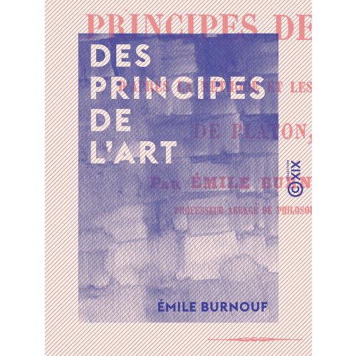 Des principes de l'art