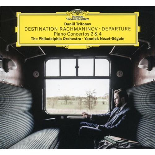 DESTINATION RACHMANINOV · DEPARTURE