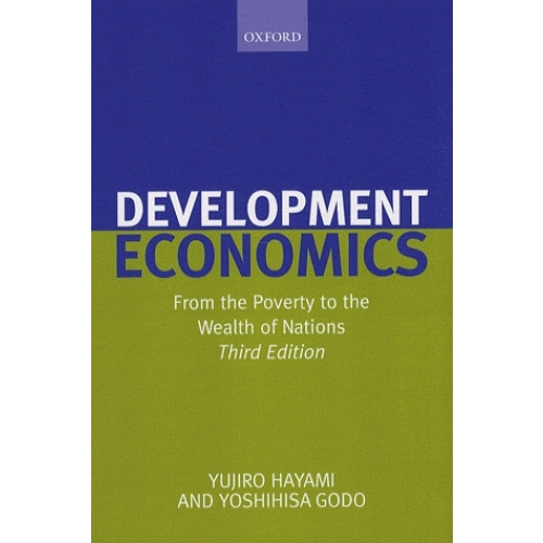 Development economics - From the poverty to the wealth of nations