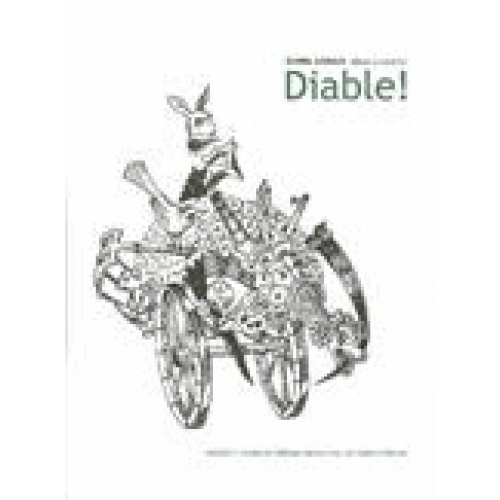 Diable ! - Album à colorier