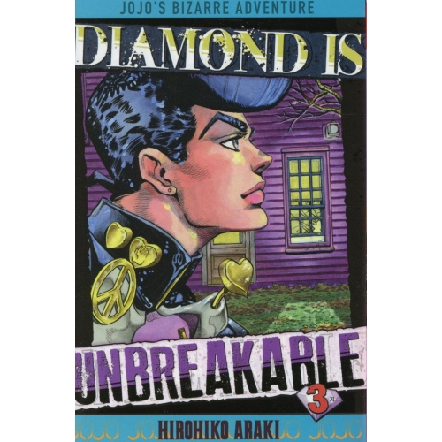 Diamond is unbreakable - Jojo's Bizarre Adventure Tome 3