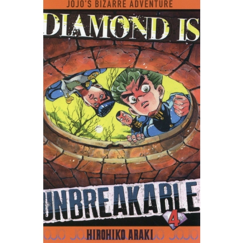 Diamond is unbreakable - Jojo's Bizarre Adventure Tome 4