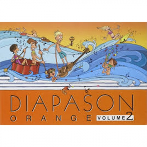 Diapason orange - Tome 2
