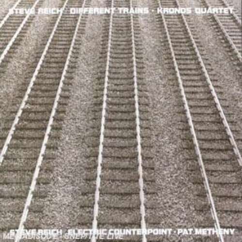 DIFFERENT TRAINS ELECTRIC COUNTERPOINT