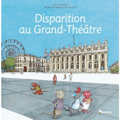 Disparition au Grand-Théâtre