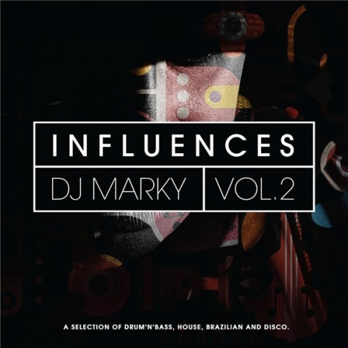 DJ MARKY INFUENCES VOL 2
