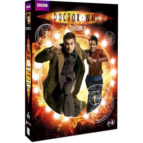 DOCTOR WHO SAISON 3