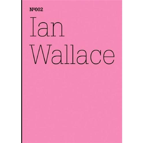 Documenta 13 vol 2 ian wallace /anglais/allemand