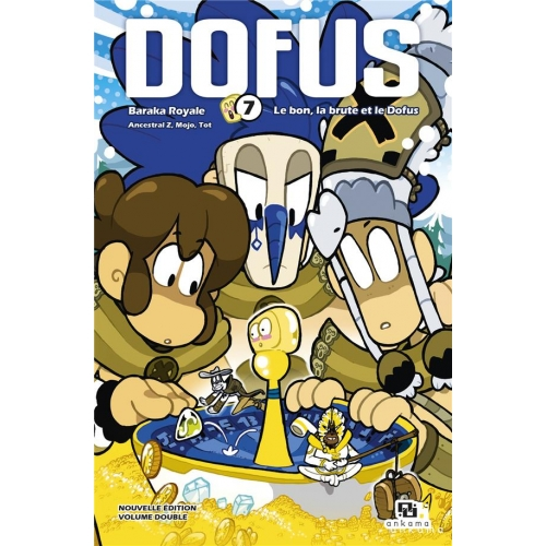 Dofus - Volume double tome 7