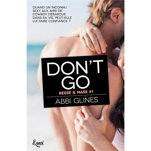 Reese & Mase Tome 1 - Don't go
