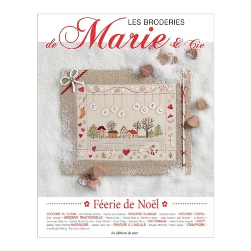Douces broderies d'hiver