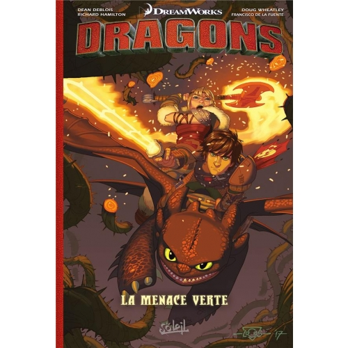 Dragons - La Menace verte