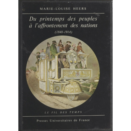 Du printemps des peuples à l'affrontement des nations