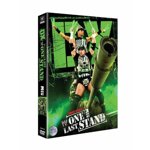DX: ONE LAST STAND