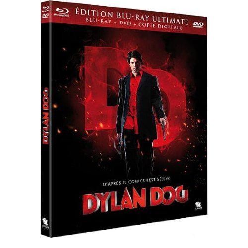 DYLAN DOG + PLANCHES DE COMICS