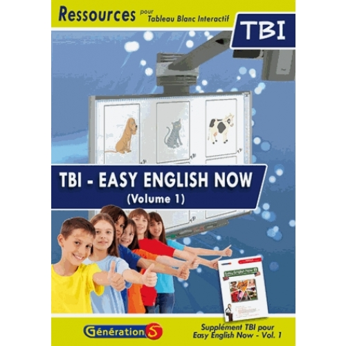 Easy english now 1 - Ressources TBI/Vidéoprojection