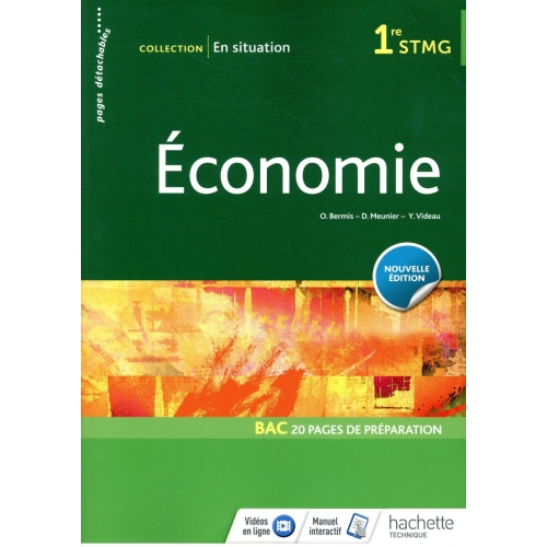 Economie 1re STMG En situation