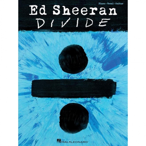 Partition piano, voix, guitare - Ed Sheeran Divide