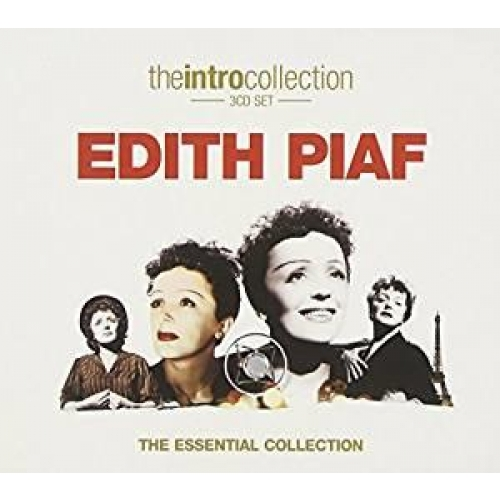 The intro collection : Edith Piaf