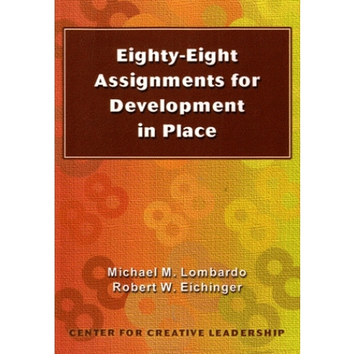Eighty-Eight Assignments for Development in Place