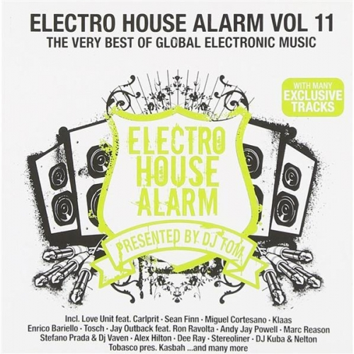 ELECTRO HOUSE ALARM /VOL.11