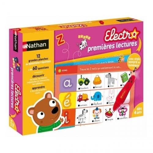 Electro premières lectures - Nathan - 31454
