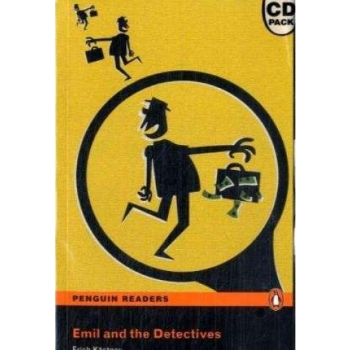 Emil and the detectives level 3 audio CD pack