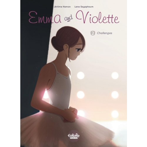 Emma and Violette 2. Challenges