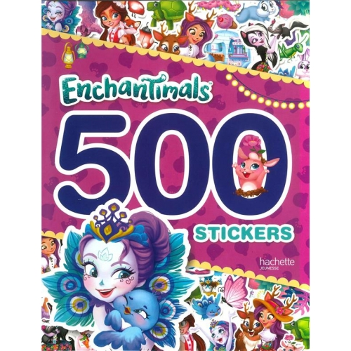 500 stickers Enchantimals
