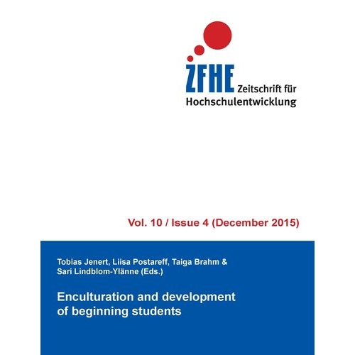 Enculturation and development of beginning students