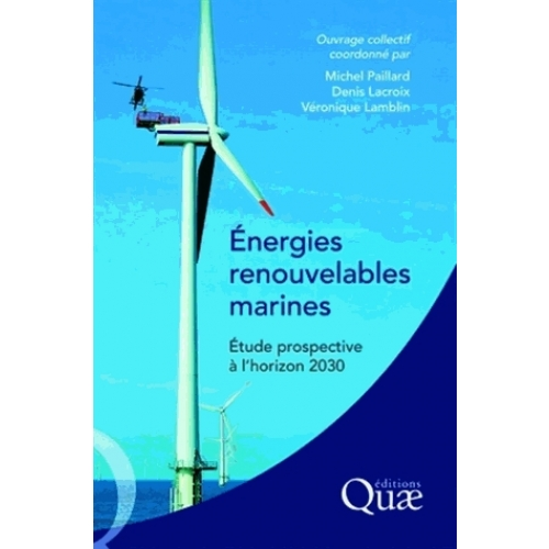 Energies renouvelables marines - Etude prospective à l'horizon 2030