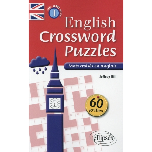 English Crossword Puzzles Level 1 Debutant Mots Croises En Anglais