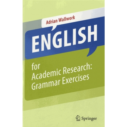 English for Academic Research : Grammar Exercises