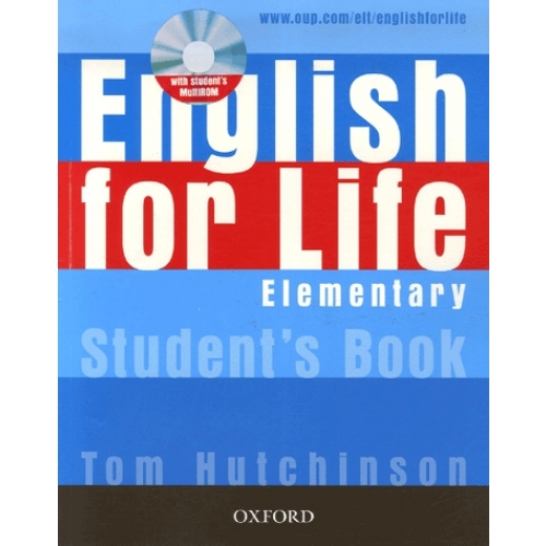 English for Life - Student's Book Elementary