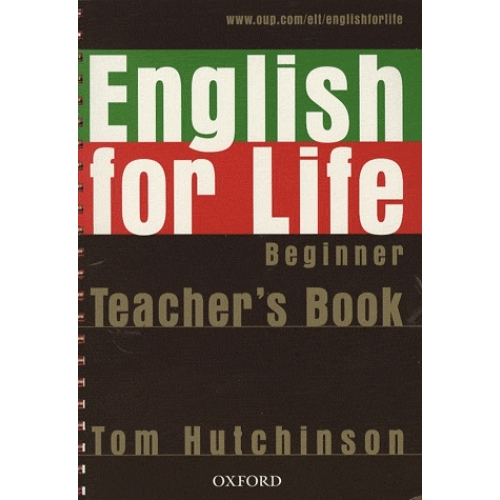 English for life Beginner - Teacher's book