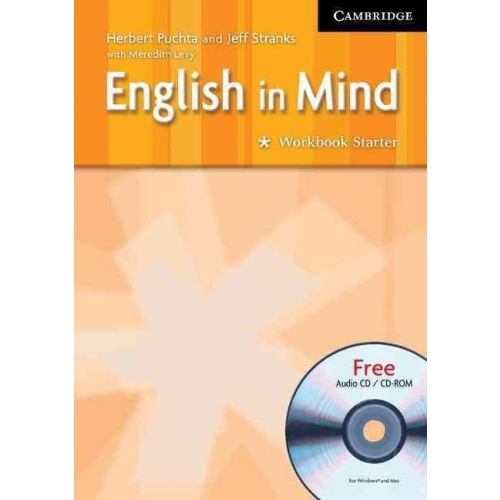 English in Mind STARTER - Workbook