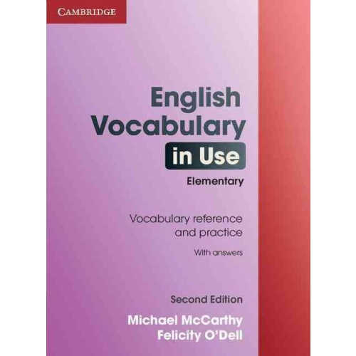 English Vocabulary in Use - Elementary with answers