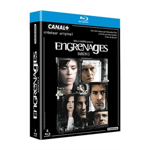 ENGRENAGES SAISON 3