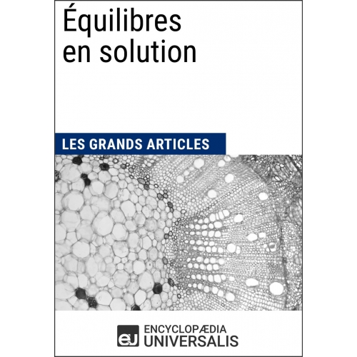 Équilibres en solution