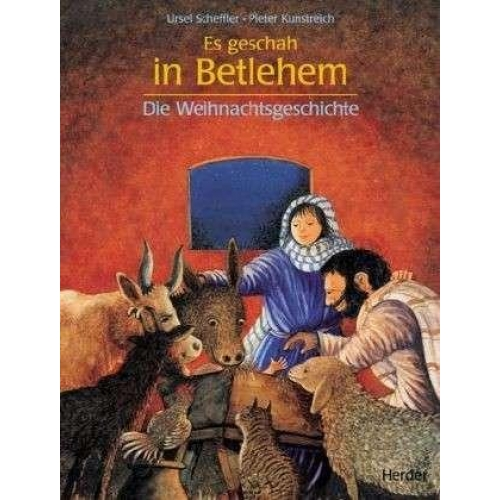 ES GESCHAH IN BETHLEHEM